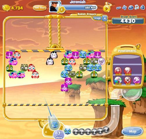 Bubble Town Party Planet Dimage Sapelkin